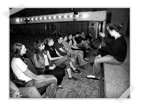 Náš tým - Ochotnické divadlo Morkovští ochotníci